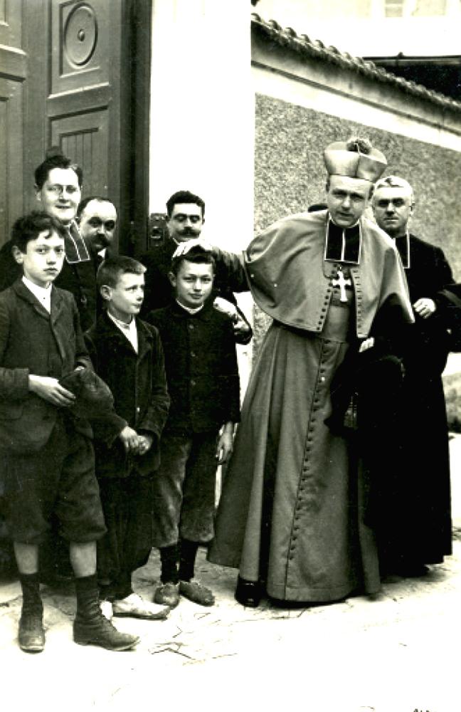 Monseigneur Marbeau