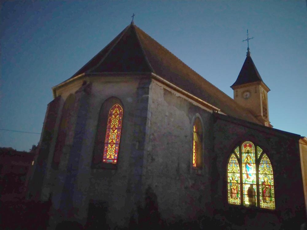 Église de Dammarie-lès-Lys