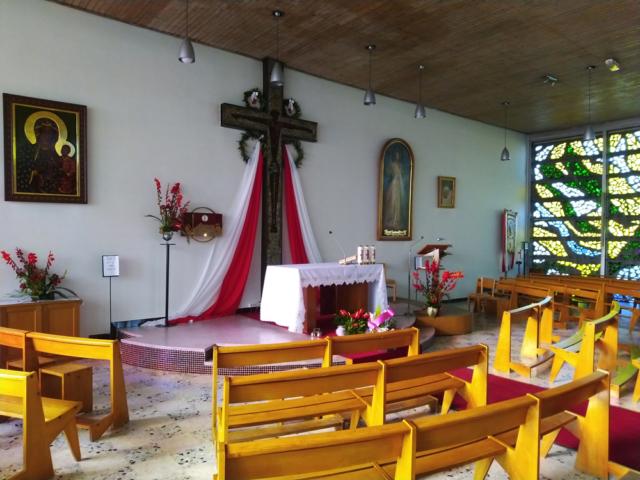 Eglise polonaise de Dammarie-les-Lys